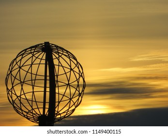 Nordkapp Sun Midnight