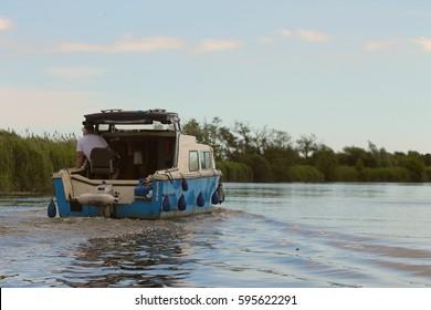 Norfolk Boat