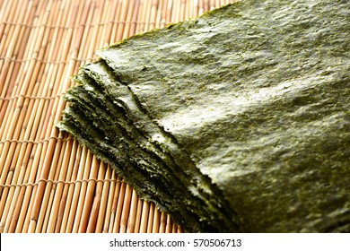 nori japanese food