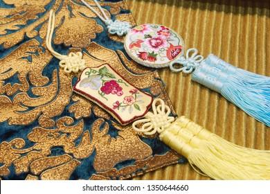 Norigae - Korean traditional ornaments worn by women