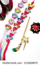 Norigae,Korean traditional ornaments.