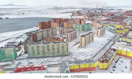 Norilsk city, Russia