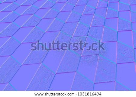 Normal Map Marble Floor Tiles Stock Photo Edit Now 1031816494