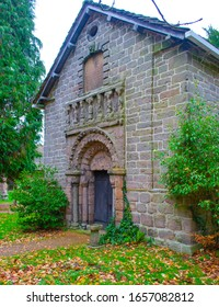 The Norman chapel in Prestbury dates from the 11th or 12th century