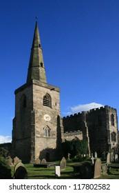 Norman Church, Astbury, Cheshire