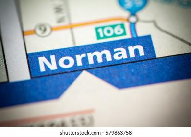 Norman. Oklahoma. USA