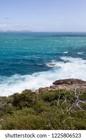Norman Point lookout at Wilsons Promontory, Victoria, Australia