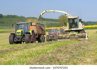 Normandie, France, october 2016.