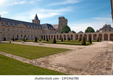 Normandy Caen abbey to the ladies