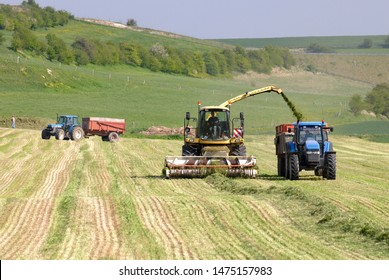Normandy, France, April 2014.