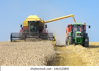 Normandy, France,  August 2007.