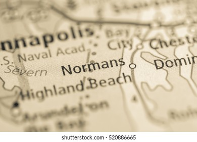 Normans. Maryland. USA