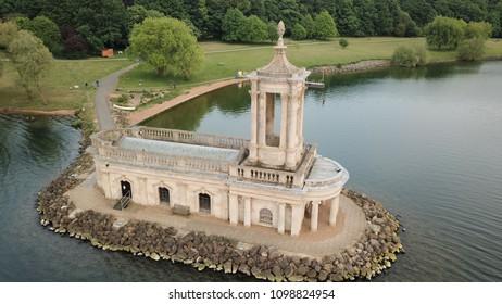 Normanton church rutland water uk