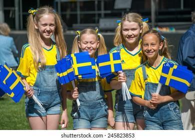 Girls swedish young naked