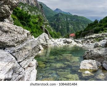 North of Albania - Beautiful Views
