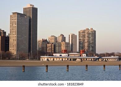 North Avenue Beach - Chicago, IL.