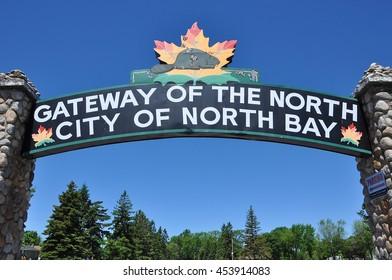 North Bay signage