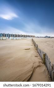 Nordstrand von Calais in france