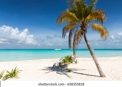 North Beach in Isla Mujeres, Yucatan, Mexico
