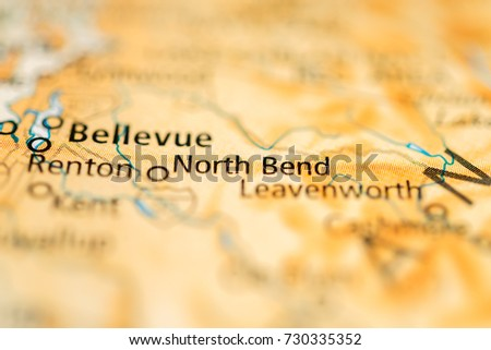 North Bend Washington Stock Photo Edit Now 730335352 Shutterstock