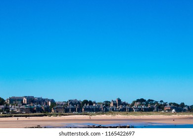 north berwick is a seaside town and former royal burgh in east lothian scotland united kingdom europe