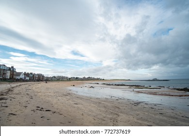 North Berwick, a seaside town and former royal burgh in East Lothian, Scotland