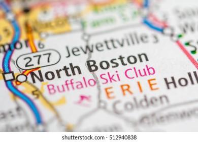 North Boston. New York. USA