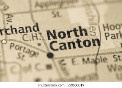 North Canton. Ohio. USA