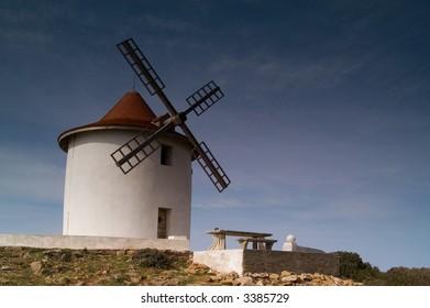 North cap, Corsica