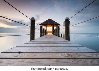 North Carolina Hatteras Island Outer Banks Gazebo