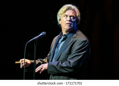 NORTH CAROLINA - NOVEMBER 22, 2013:  Ron White performs as part of his 2013 world tour.