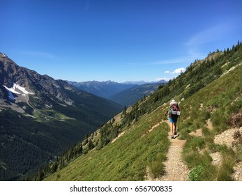 North Cascades National Park - Pasayten Wilderness (On the Pacific Crest Trail)