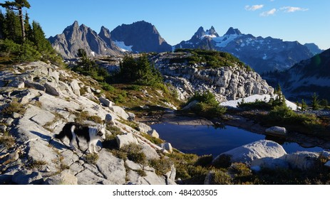 North Cascades, Washington State, Tank Lake, Necklace Valley, Pacific Northwest