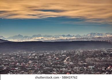 North Caucasus. Pyatigorsk