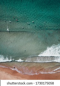 North Curl Curl morning drone photography