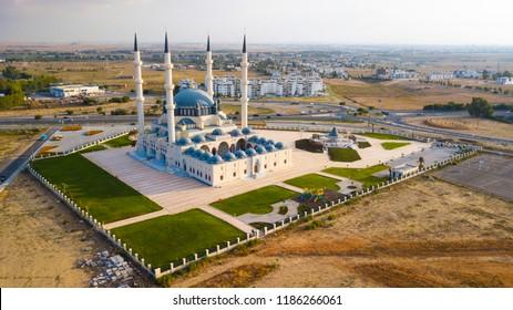 North Cyprus Hala Sultan Mosque / Kuzey Kıbrıs Hala Sultan Cami