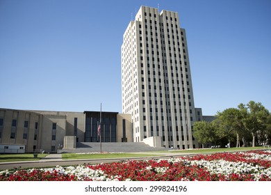 North Dakota State Capital, Bismarck ND