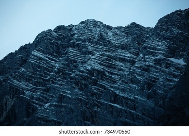 3dd29148d Black White Textured Face Mountain Stock Photo (Edit Now) 682657669 ...