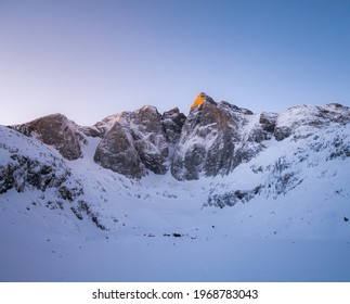 North Face Vignemale - French Pyrenees