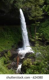 North Falls at Silver Falls State Park