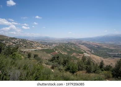 North Israel South Lebanon border