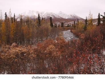 North Klondike River, Yukon