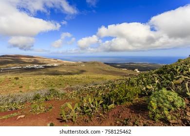 north of Lanzaroe, Canary Islands, Spain