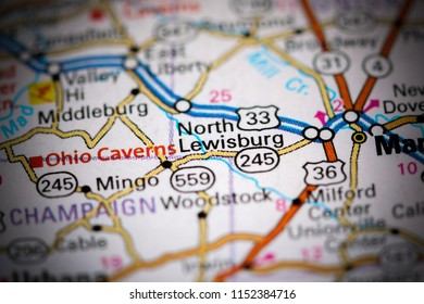 Lewisburg Ohio Map.135 Lewisburg Images Royalty Free Stock Photos On Shutterstock