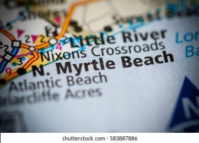 North Myrtle Beach. South Carolina. USA