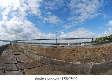 North Queensferry Harbour Wall