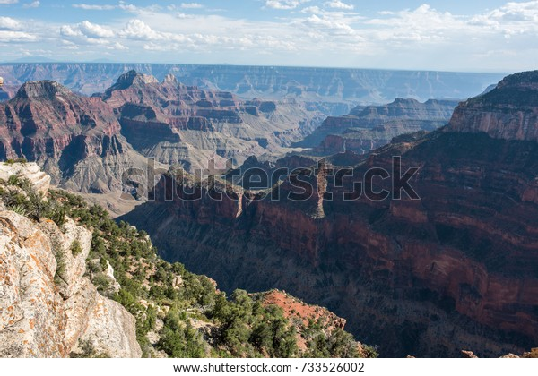 North Rim Grand Canyon National Park Stock Photo Edit Now