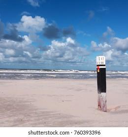 North sea beach.