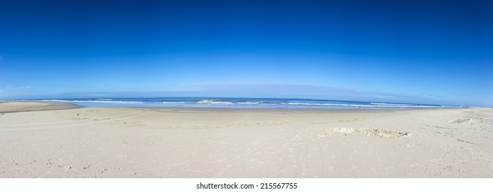 north sea danmark panorama - vejers strand