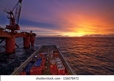 north sea, offshore
